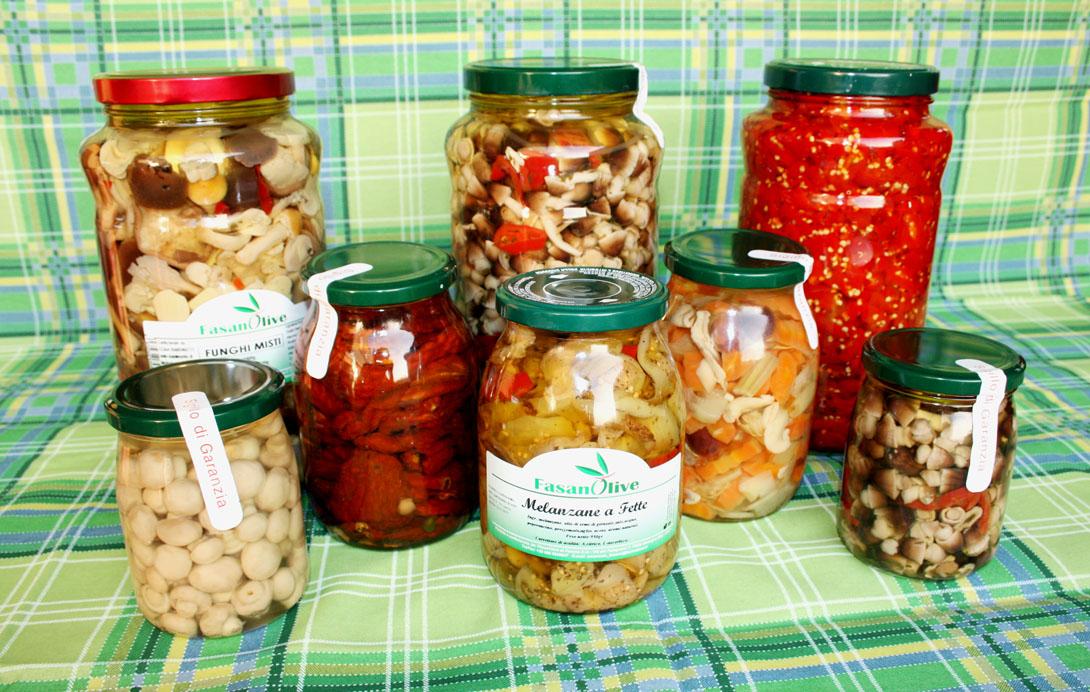 Fasanolive conserve sott 39 olio trasformazione olive e affini puglia italia - Puglia in tavola bitetto ...
